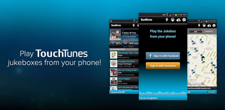 How to get free credits on touchtunes with remote